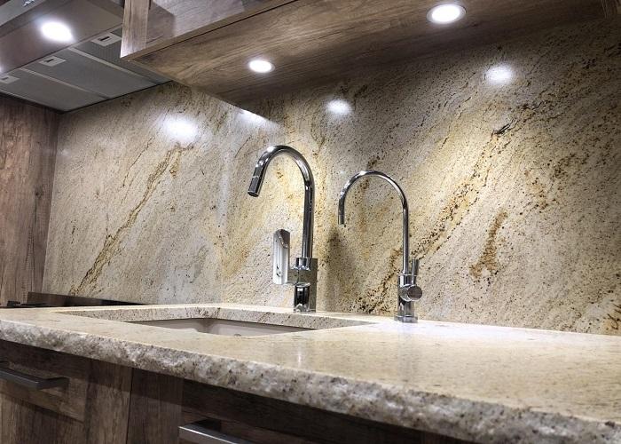 polissage et renovation marbre de cuisine à Monaco