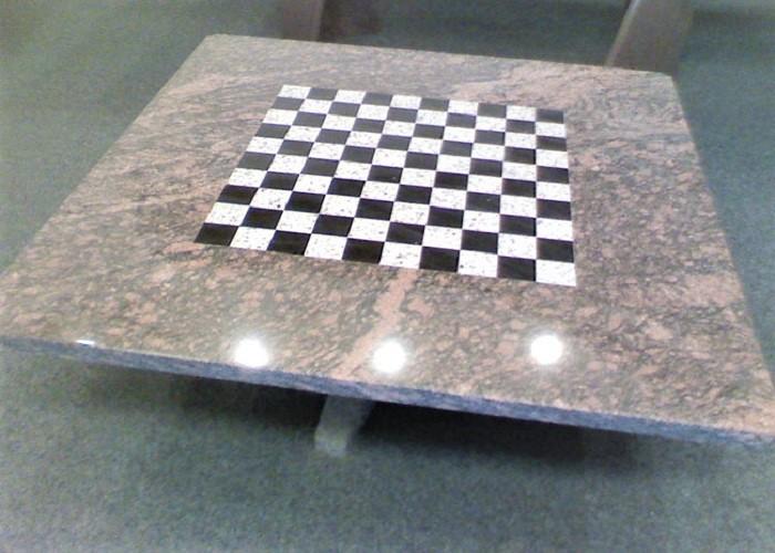 renovation et polissage mobilier en granit à Monaco
